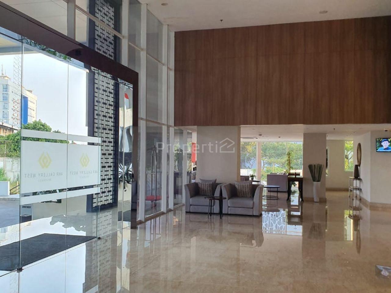 Unit Gallery West Residences di Kebon Jeruk, DKI Jakarta