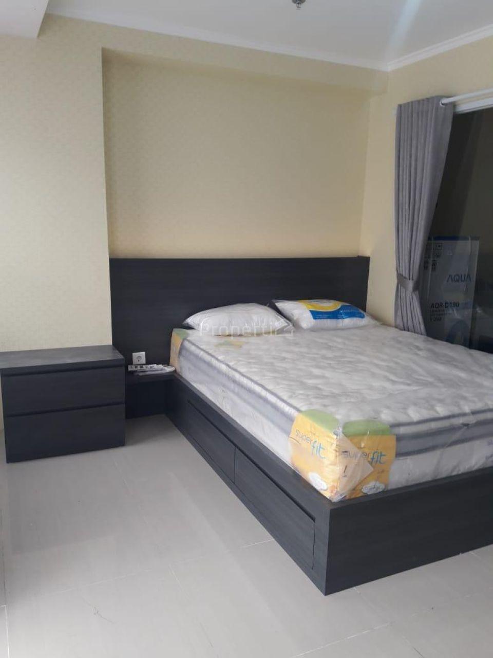 Unit 1 Br Lantai 10 Tower Topaz di Apartemen Gateway Pasteur, Jawa Barat