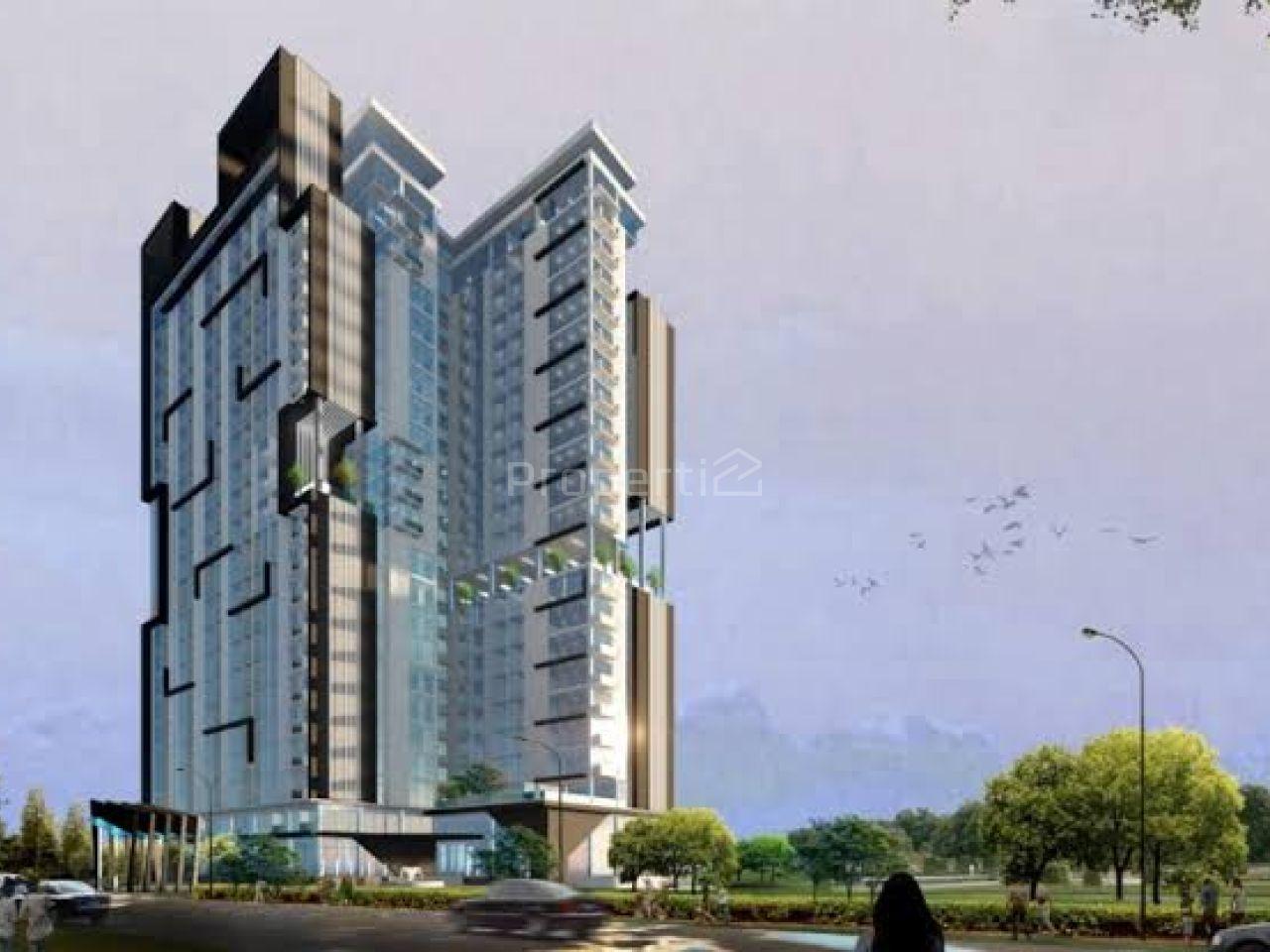 New Studio Unit at Allegria Apartment, Jawa Barat