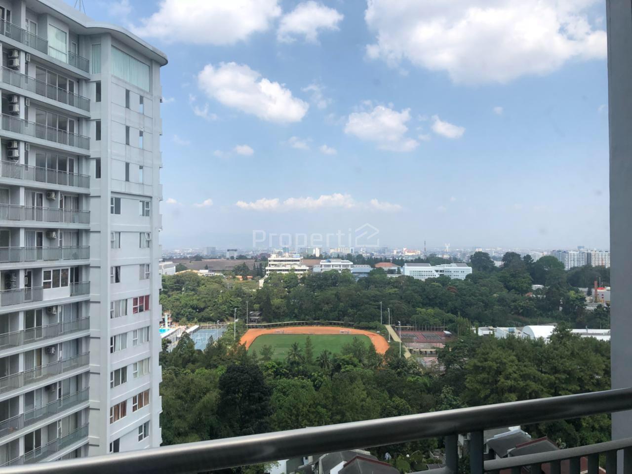 New Apartment Unit at Dago Suites Apartment, 11th Floor, Jawa Barat