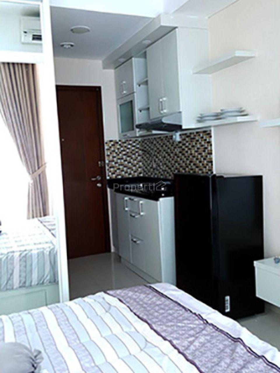 Unit Studio di Apartemen Capitol Park Residence, Jakarta Pusat