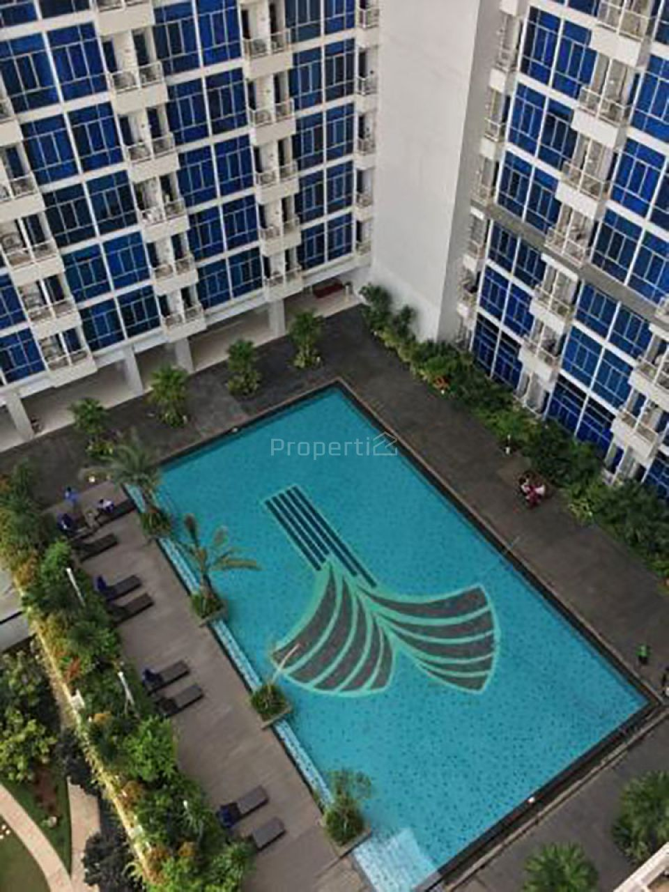 Unit Studio di Apartemen Capitol Park Residence, DKI Jakarta