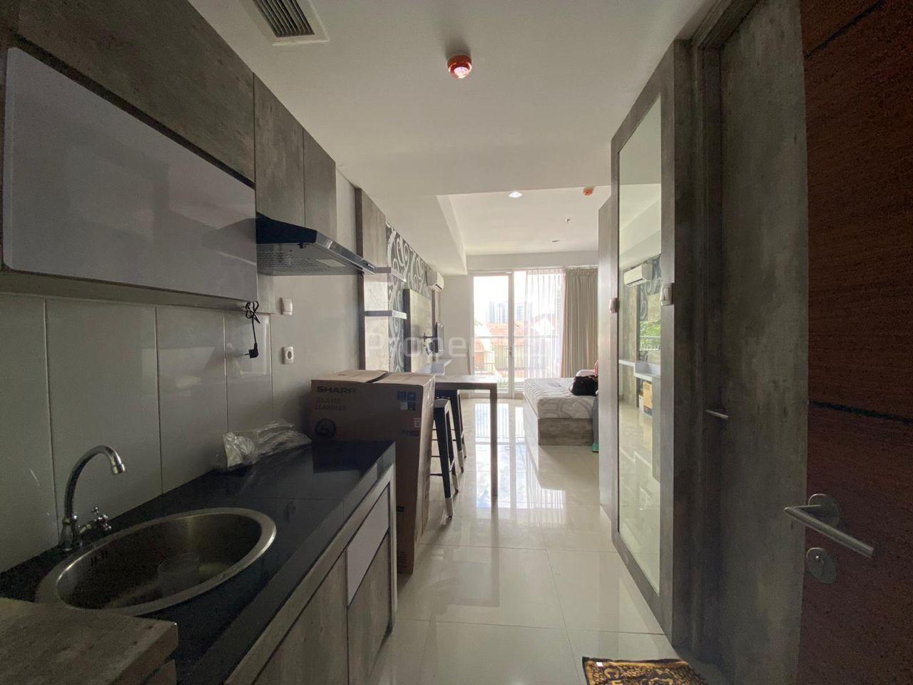 Unit Apartemen Studio di Dago Suites Apartment, Lantai 1, Jawa Barat