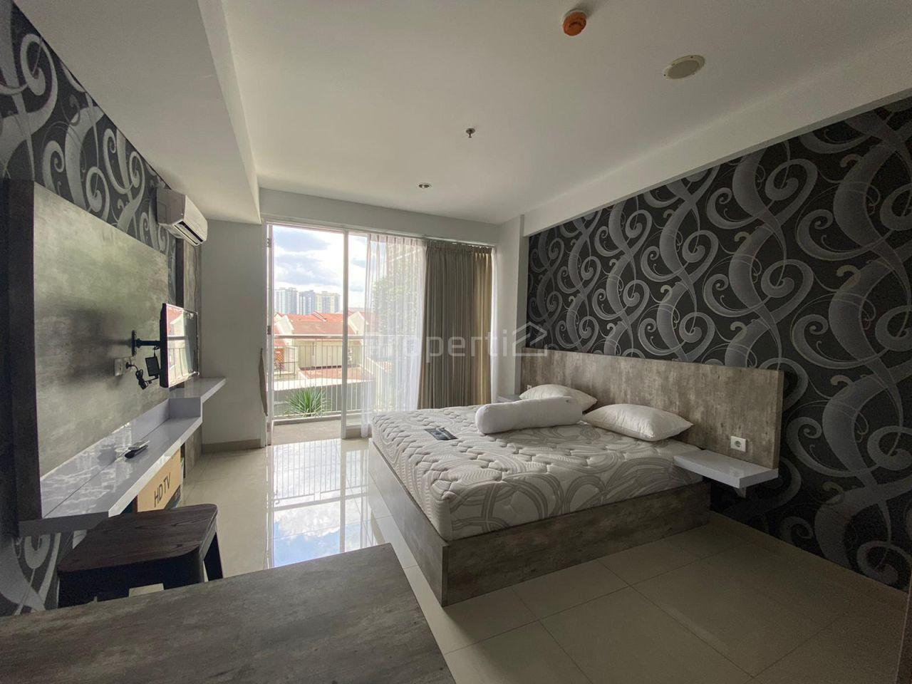 Unit Apartemen Studio di Dago Suites Apartment, Lantai 1, Kota Bandung