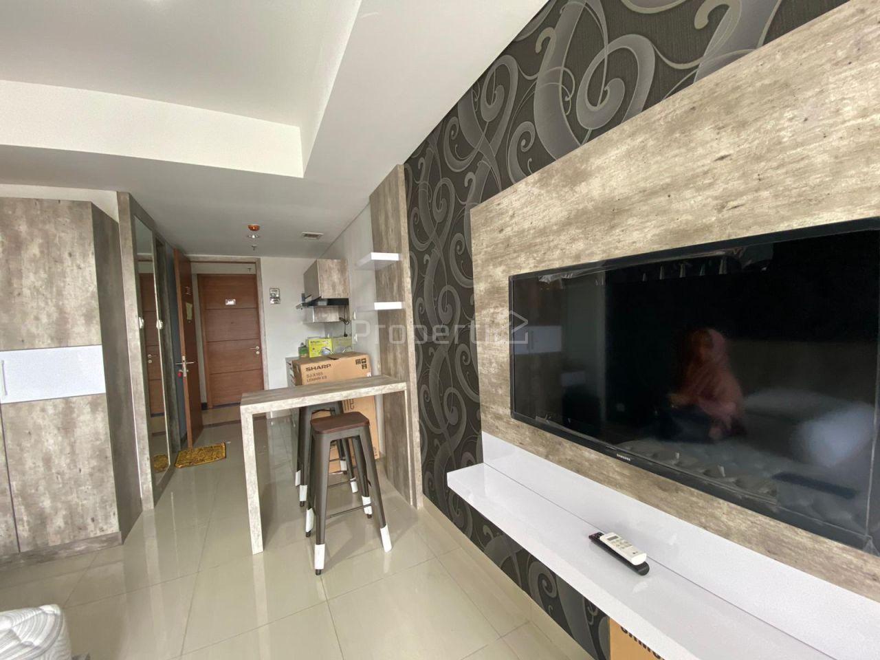 Unit Apartemen Studio di Dago Suites Apartment, Lantai 1, Coblong