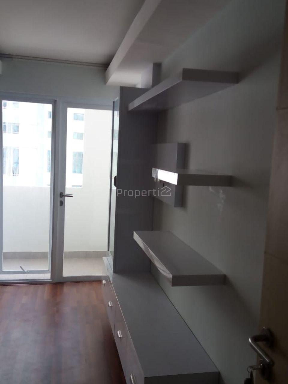 Unit Apartemen Studio di Amethyst Kemayoran, Lantai 17, Jakarta Pusat