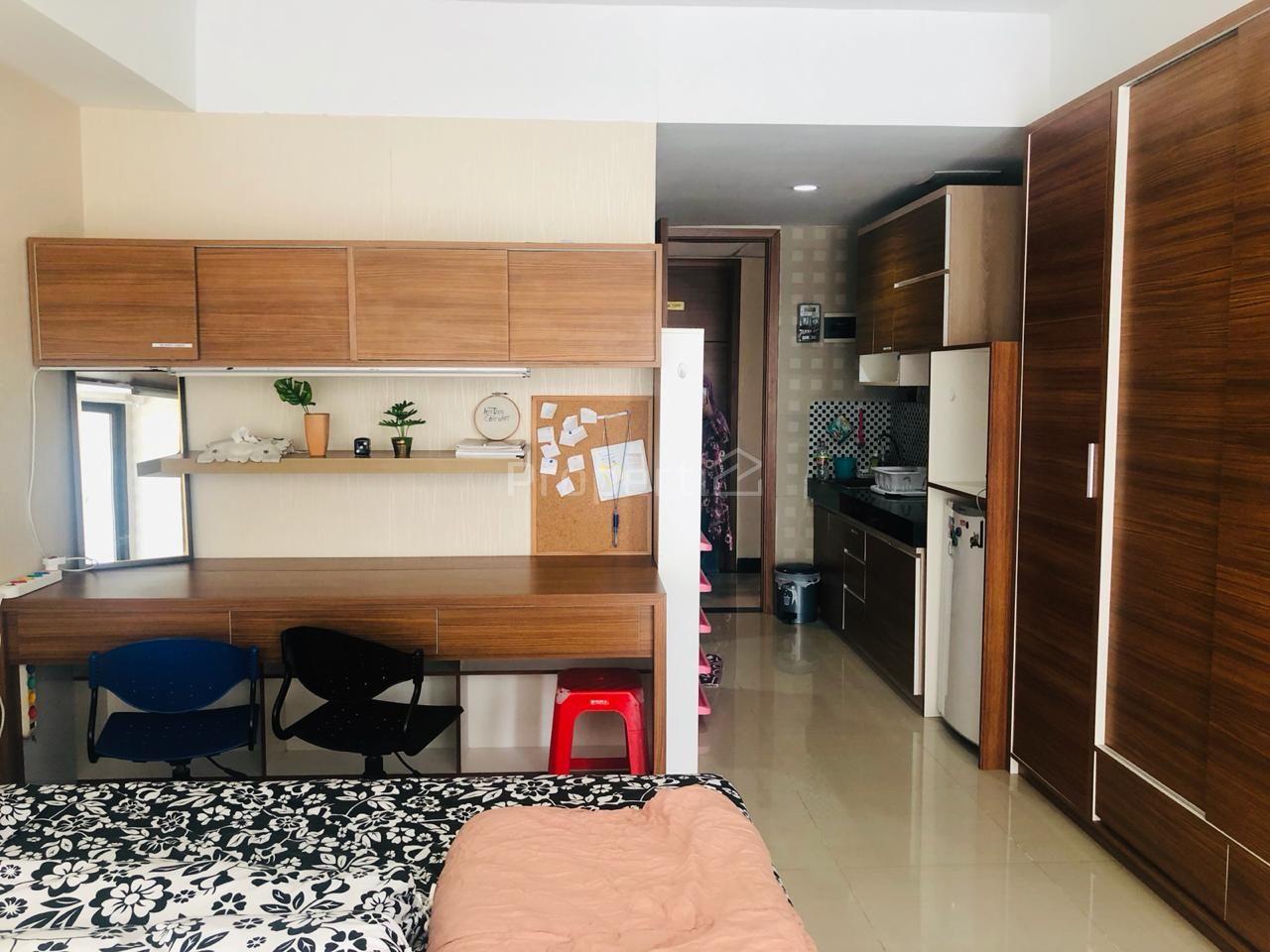 Unit Studio Terbesar di Lantai 15 Beverly Dago Residence, Kota Bandung