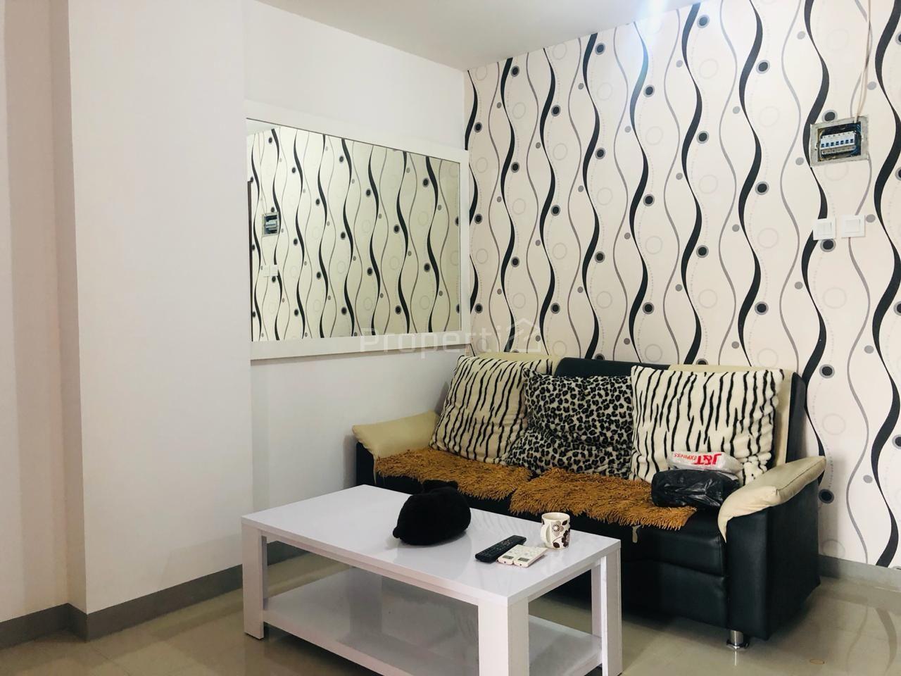 Unit Apartemen 2BR di Galeri Ciumbuleuit 2, Lantai 31, Jawa Barat