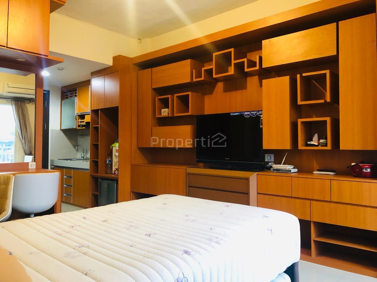 Unit Apartemen 1BR di Galeri Ciumbuleuit 2, Lantai 9, Jawa Barat