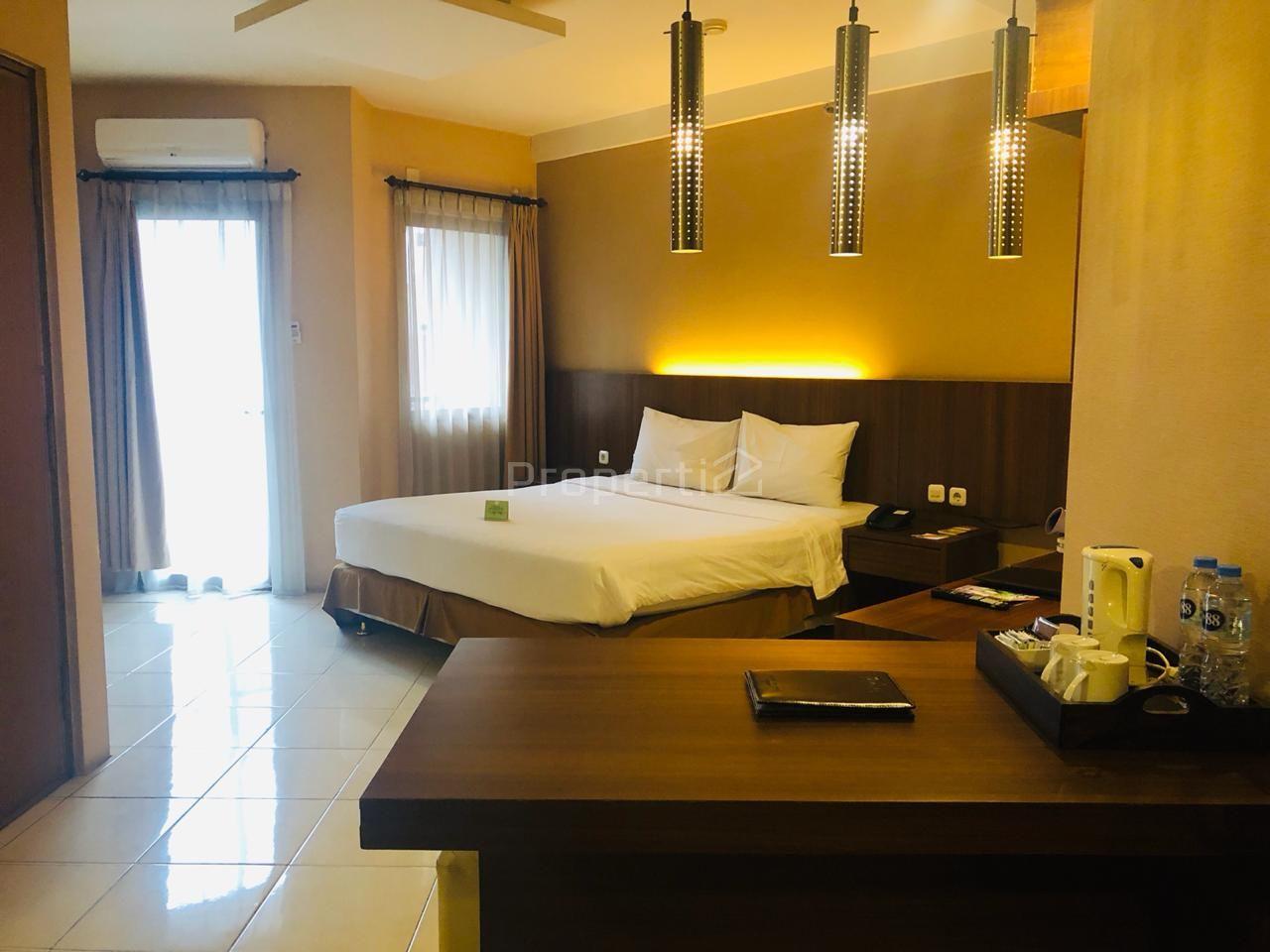 Unit Apartemen 1BR di The Majesty, Lantai 1, Jawa Barat
