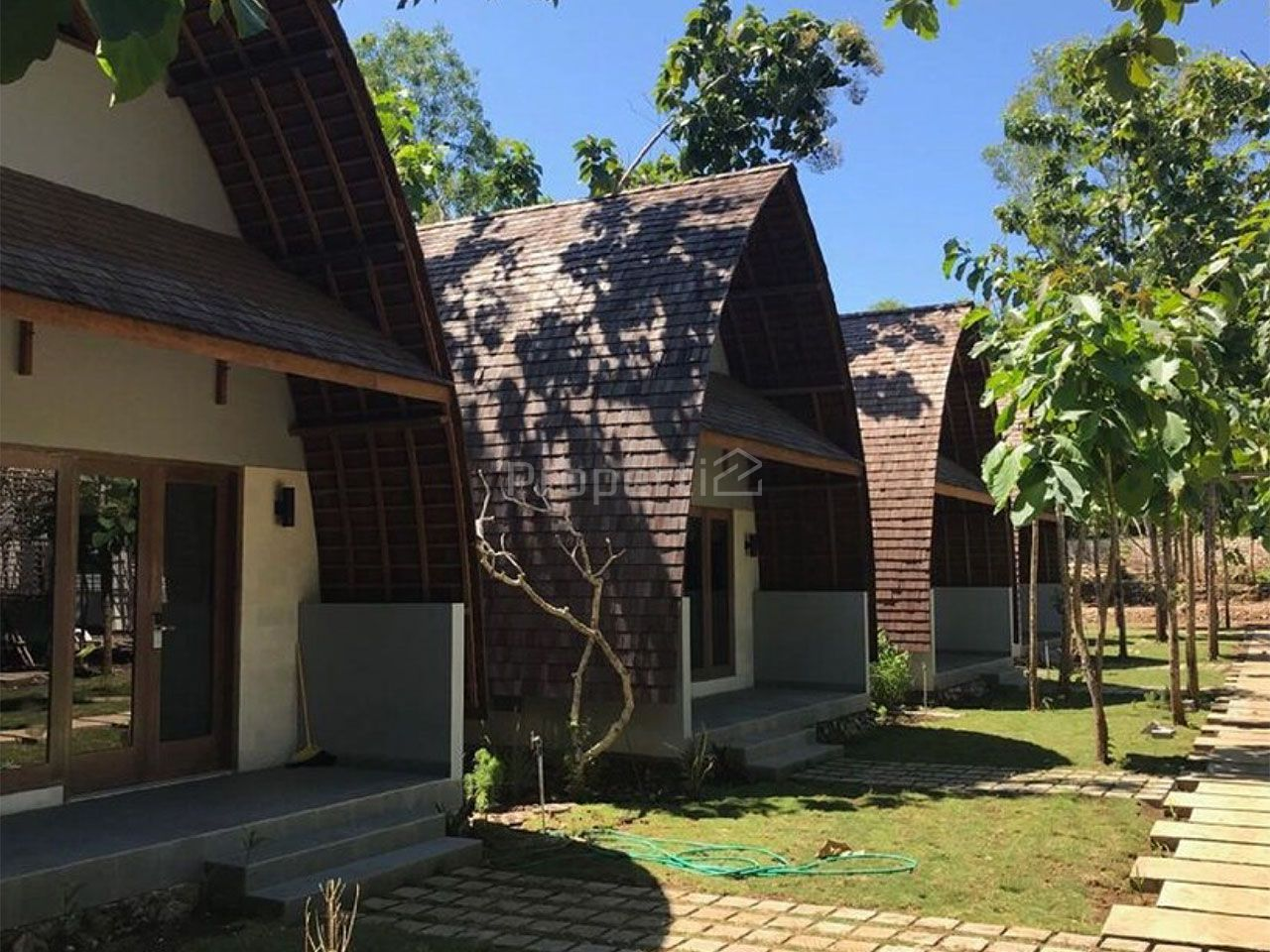 Villa dan Private Pool di Nusapenida, Bali