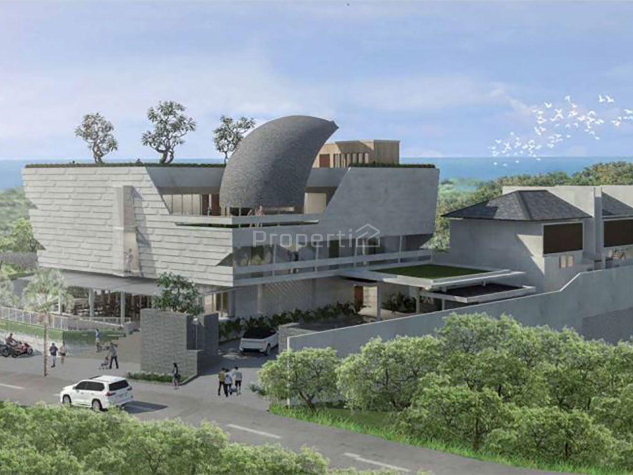 Villa with an Ocean View at Arka Ananta Villas & Spa, Bali