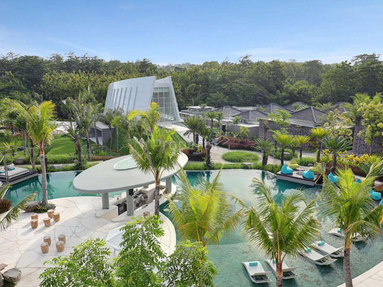Villa Hak Milik Dekat Pantai Balangan Bali, Bali