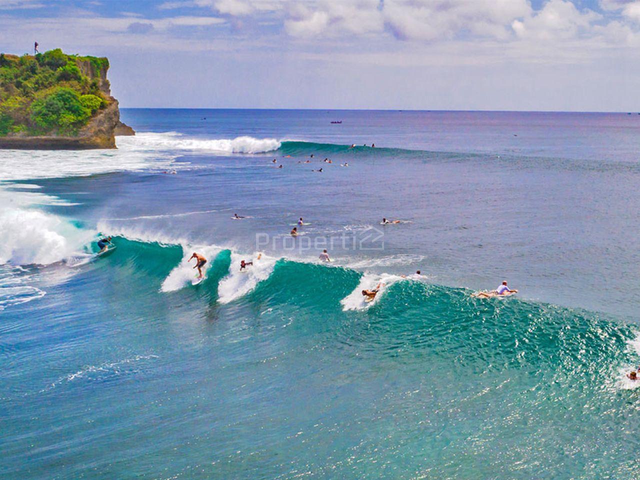 Villa Hak Milik Dekat Pantai Balangan Bali, Kuta Selatan