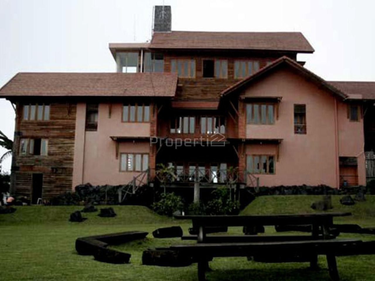 Villa Istana Bunga, Lembang, Bandung, Kab. Bandung Barat