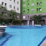 2 in 1-2BR Apartment Unit at Green Pramuka City