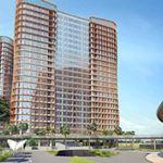 2 Br Unit, South Quarter Apartement, D Tower Floor 8, 9