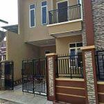 Modern Minimalist Cluster House 2 Floors in Kemayoran