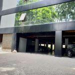 Gedung Baru di Kebon Sirih, Menteng, Jakarta Pusat