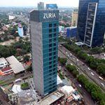 17-Storey Building in Jakarta Business Center Area