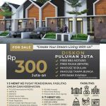 Cheap Modern Residential Housing in Permata Sekarsari Reside