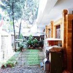 Rumah Asri 1,5 Lantai, Strategis di Kebayoran Baru