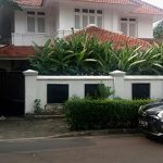 Strategic and Comfortable Luxury House in Menteng