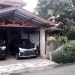 Rumah Asri dalam Kompleks di Ciputat
