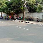 Lahan Komersial Mencolok di Jalan Raya Kemang