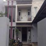 Rumah Modern Minimalis 2 Lantai Lingkungan Nyaman dan Aman