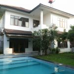 Strategic House with Swimming Pool in West Cilandak