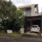 Rumah 2 Lantai di Cluster Giardina, BSD City