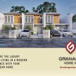 2 Storey House at Tembalang, Kota Semarang