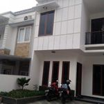 2 Storey New House in Townhouse, Poltangan