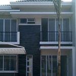 Rumah Baru Minimalis 2 Lantai dalam Kompleks Elite di Cibubur