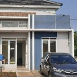 New House at Grand Sahid Residence, Bogor
