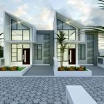 New House in Permata Annisa Malang City