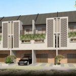 New House in Setiabudi Clove Residence