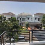 Rumah Cluster di Aquamarine Residence, Tangerang