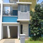 Rumah Cluster Ruby di Kawasan Pondok Hijau Golf, Serpong