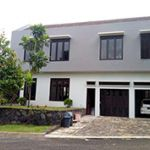 Cluster House with Hook Position, Natural Area in Sentul City