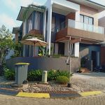 Rumah Modern di Discovery Serenity Bintaro