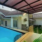Rumah Kompleks di Ciputat, Tangerang Selatan
