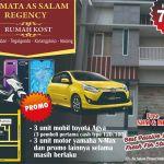 Rumah Kost Baru Dekat Universitas Muhammadiyah Malang