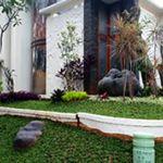 Rumah Mewah Posisi Hook dengan Sentuhan Mediterania di Bintaro