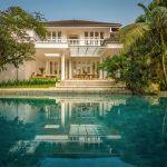 Rumah Mewah di The Paradise Garden House, Jagakarsa