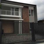 Modern House at Regol, Bandung City