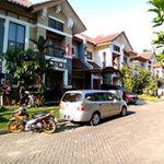 Rumah Minimalis Modern dalam Kompleks Elite di Yogyakarta