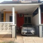 Cheap House at Cluster Palem Widelia