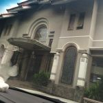 Roadside House in Malang City